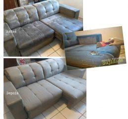 Sofá Retrátil ou Chaise