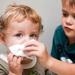 Alergia Respiratória?