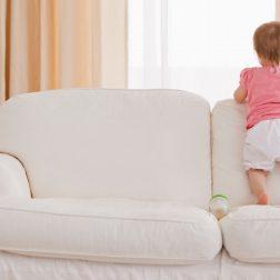 Porque limpar o seu sofá?